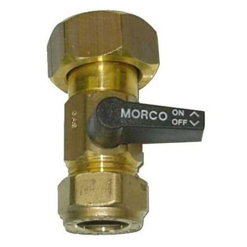 GAS ISOLATION VALVE FOR MORCO G11