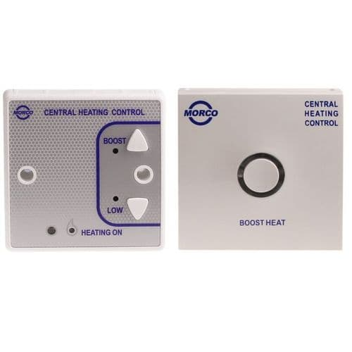 HEATING CONTROL BOOSTER AND REMOTE