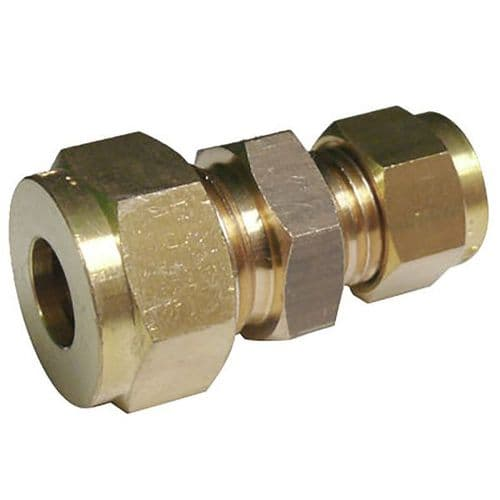 Hepworth Brass Gate Valve 15/ 22mm