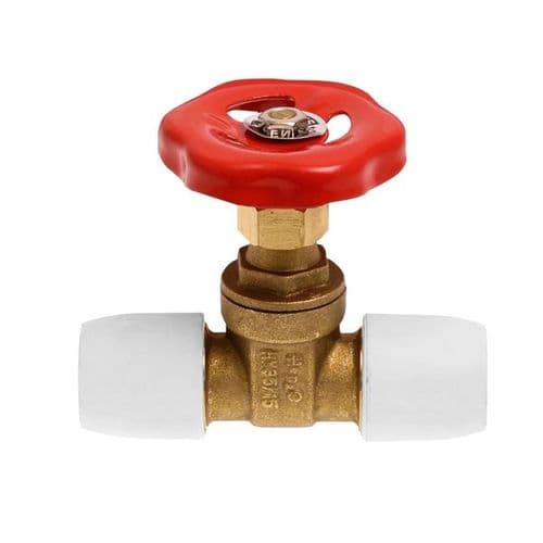 HEPWORTH BRASS GATE VALVE