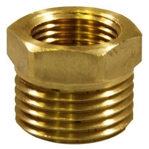 "HEPWORTH TAP ADAPTOR 3-8"" X 15MM"