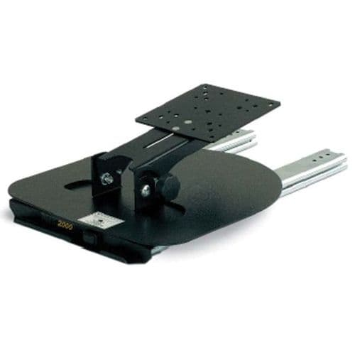 LCD Base Mount TV Holder with Runners