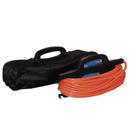 Mains Cable Keeper with Storage Bag