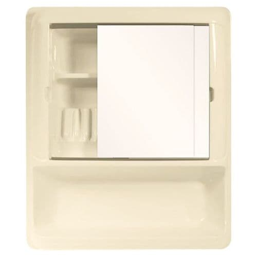 MEDIUM BATHROOM CABINET SOFT CREAM