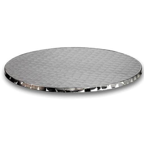 Outdoor Stainless Steel Top Round