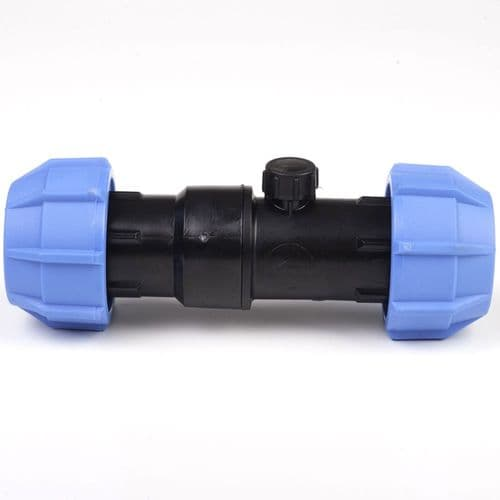 POLYFAST DOUBLE CHECK VALVE