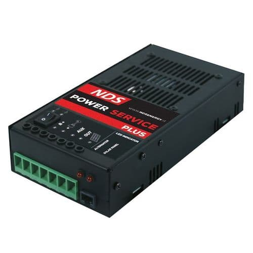 Power Service Plus 12V-24V-20A By Alternator & Solar