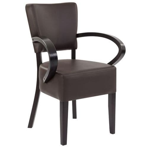 Sena Dining Chair with Arms