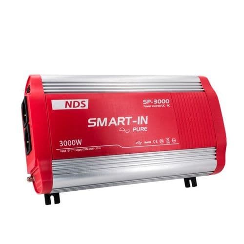Smart-In Pure Sine Wave 12V-3000W Inverter