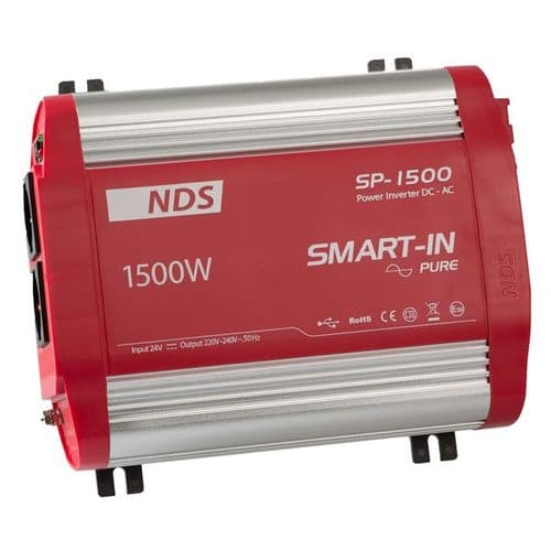 Smart-In Pure Sine Wave 24V-1500W Inverter