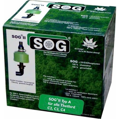 SOG II Kit Type 3000A for Dom CT3000/CT4000