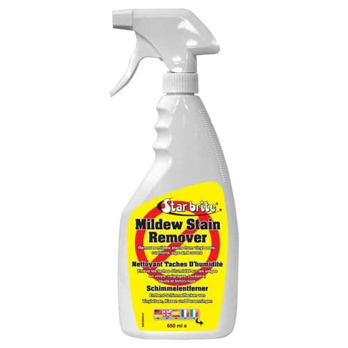 Star Brite Mildew Stain Remover 650ml