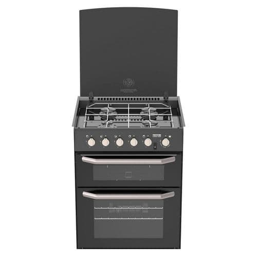 Thetford Half Caprice Oven and Grill Black