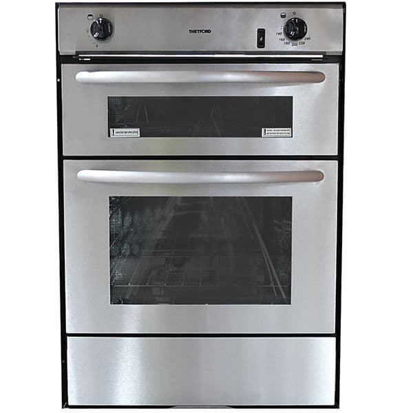 THETFORD MIDI PRIMA 7200 OVEN AND GRILL STAINLESS STEEL