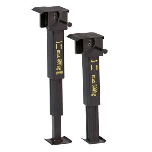 Vero Light Plastic Steady Legs (Single Extended / Pair)