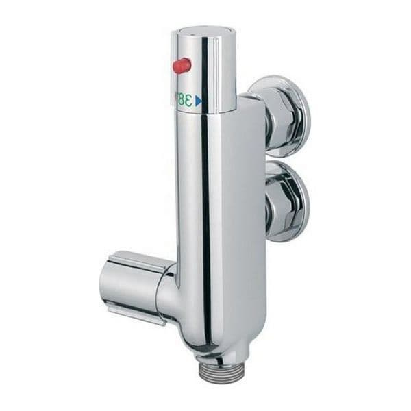 VERTICAL THERMOSTATIC SHOWER MIXER