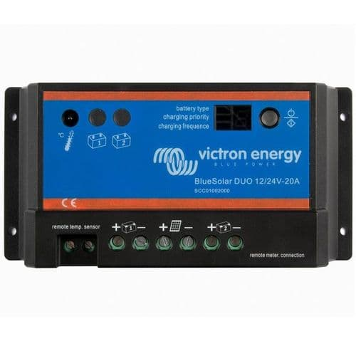 Victron BlueSolar Duo PWM Charge Controller