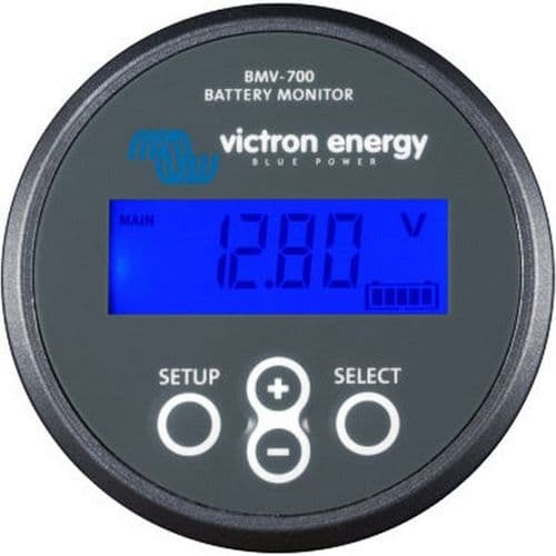 Victron BMV-700 Battery Monitor (Dashboard Mount)