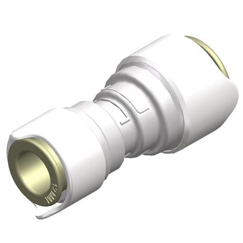 Whale 15mm - 12mm Female Straight Reducer