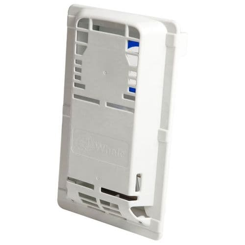 Whale Flue Cover White For 8/13 Ltr Gas & Electric Water Heater