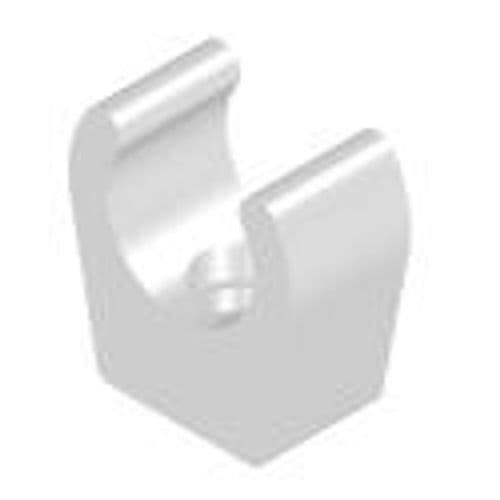 Whale Mounting Clip 12mm White
