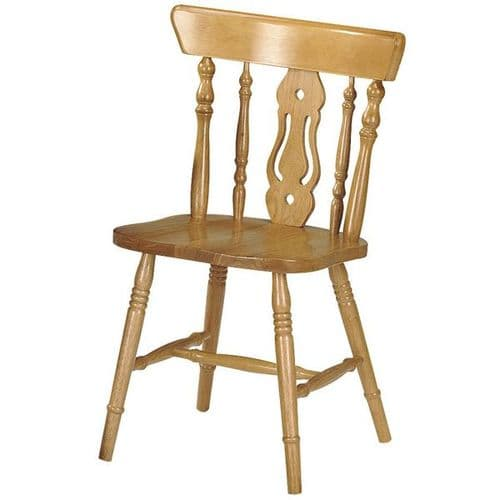 York Fiddle Back Chair