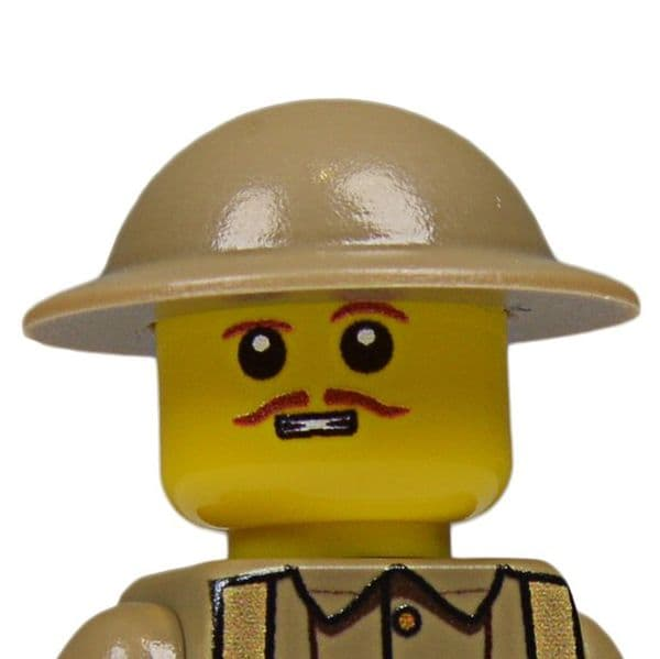 Brodie Helmet | Brickarms | United Bricks