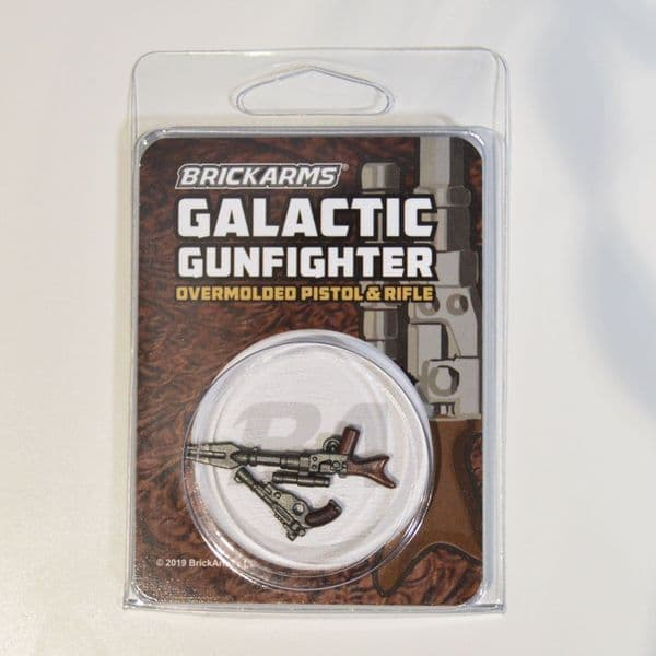 Brickarms Reloaded Galactic Gunfighter