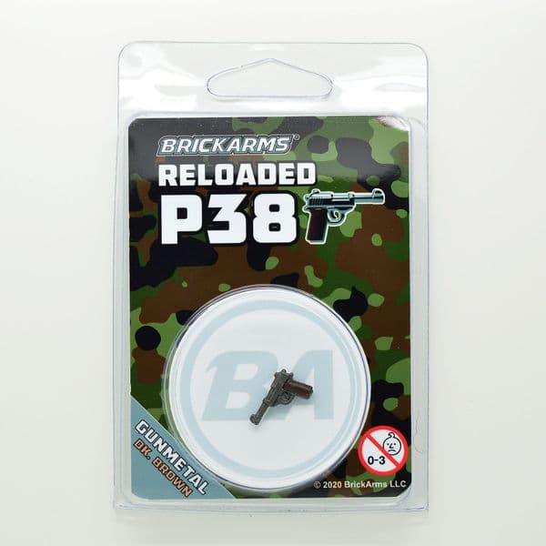 Brickarms Reloaded P38