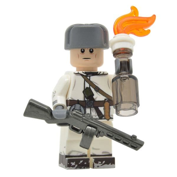 Winter War Finnish Infantry | LEGO Minifigure | United Bricks