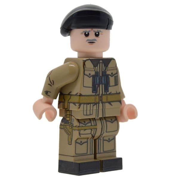 WW2 British Tank Commander