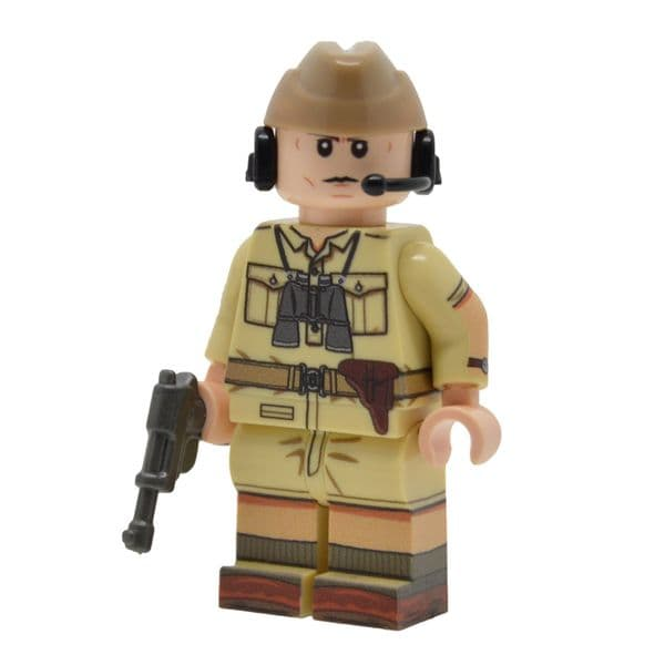 WW2 DAK Panzer Commander