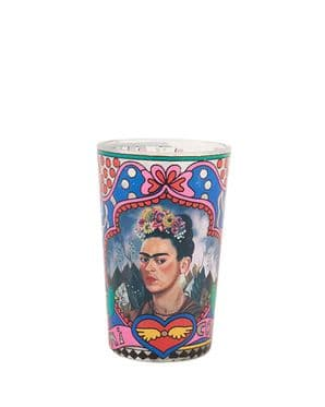 Frida Candle in Glass