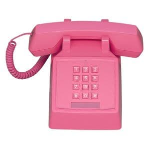 Phone 2500 - flamingo pink (reduced from £55)