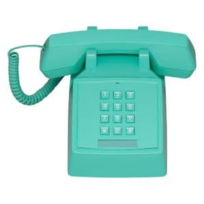 Phone 2500 - turquoise (Sale reduced from £55)