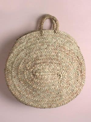 Round shopper basket-reduced from £39