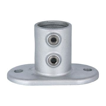 Base Flange Clamp Fitting - 132