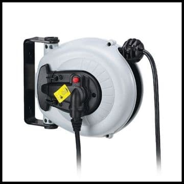 Redashe RC25/50 Series Compact Electrical Cable Reels 240v