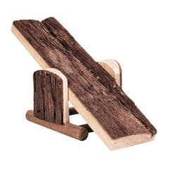 Pet Ting Wooden See-Saw