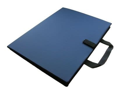 A3 Communication / Choice Folder - Navy Blue