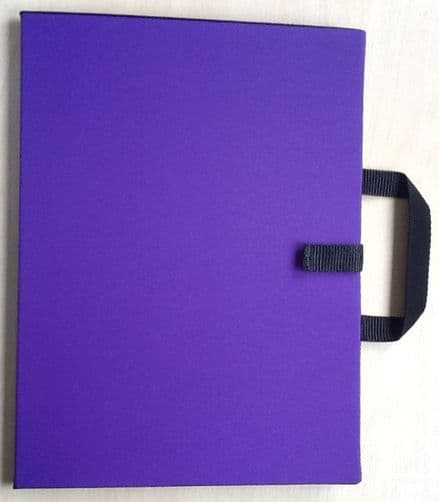A3 Communication / Choice Folder - Purple