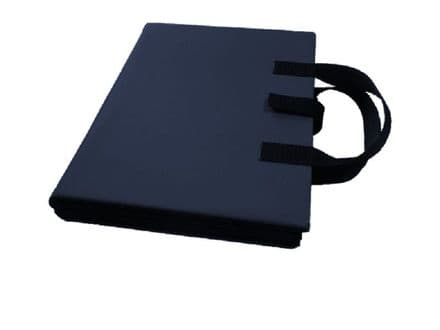A4 Communication Book - Rigid Covers - Navy Blue
