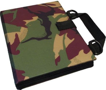 Communication Book A5 - Rigid Covers - Jungle Camouflage