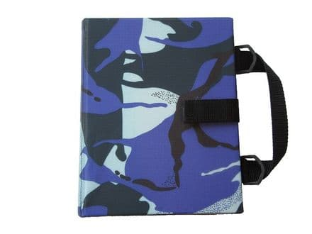 Communication Book A5 - Rigid Covers - Marine Camouflage
