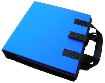 Communication Book Binder A5 with Fold-out Panel