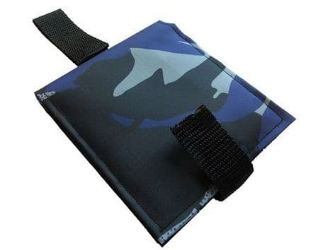 Portable Communication Book - Marine Camouflage