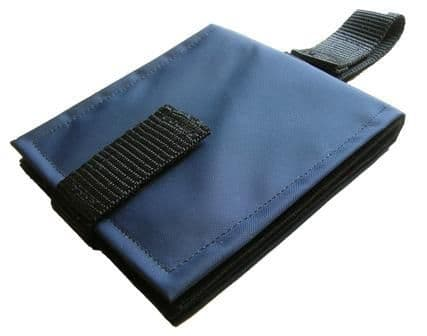 Portable Communication Book - Navy Blue