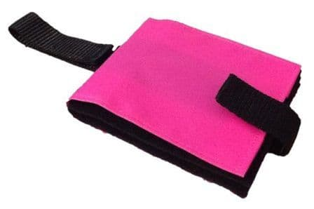 Portable Communication Book - Pink