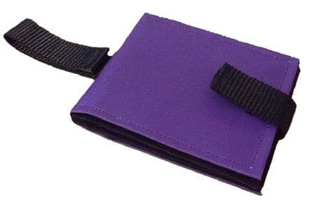 Portable Communication Book - Purple