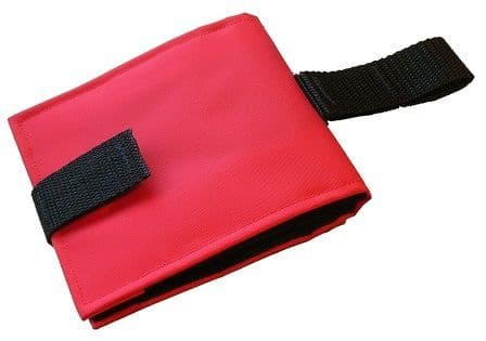 Portable Communication Book - Red